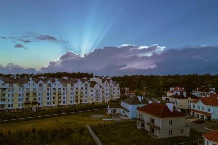 1 - комнатная квартира 45.6 м2 - 9500 грн./м2 при 100% оплате ! Ворзель - с. М-Р. Буча, Киевская область. фото 6