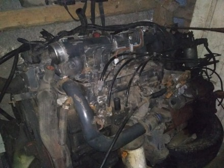 двигун з коробкою передач в зборі, привезений з Польщі.. Ровно, Ровненская область. фото 4