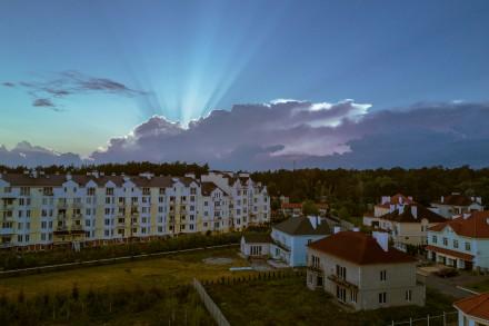 2 - комнатная квартира 55.1 м2 - 9300 грн./м2 при 100% оплате (возможно рассрочк. Михайлівка-Рубежівка, Київська область. фото 4