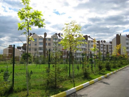 1 - комнатная квартира 45.2  м2 - 9000 грн./м2 при 100% оплате(возможна рассрочк. Буча, Киевская область. фото 2