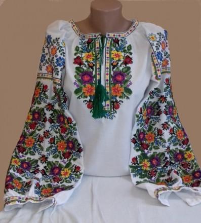 Продам вишиту сорочку. Киев. фото 1
