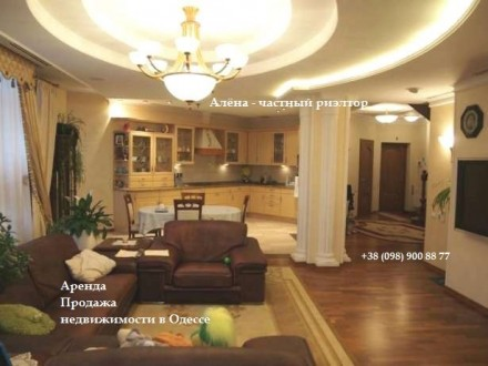 ЛОТ № 1-4: Предлагаю к продаже  4-х комнатную квартиру в элитном ЖК «Кукуруза» н. Аркадія, Одеса, Одеська область. фото 3