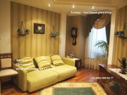 ЛОТ № 1-4: Предлагаю к продаже  4-х комнатную квартиру в элитном ЖК «Кукуруза» н. Аркадія, Одеса, Одеська область. фото 4