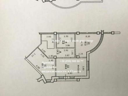 ЛОТ № 1-4: Предлагаю к продаже  4-х комнатную квартиру в элитном ЖК «Кукуруза» н. Аркадія, Одеса, Одеська область. фото 12