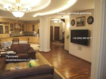 ЛОТ № 1-4: Предлагаю к продаже  4-х комнатную квартиру в элитном ЖК «Кукуруза» н. Аркадія, Одеса, Одеська область. фото 5