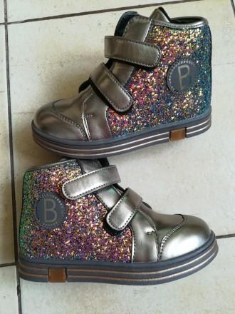 Стильные ботинки деми Jong Golf  размер 27 -32. Тернопіль. фото 1