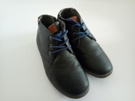 Осенние ботиночки для мальчика. Коростышев. фото 1