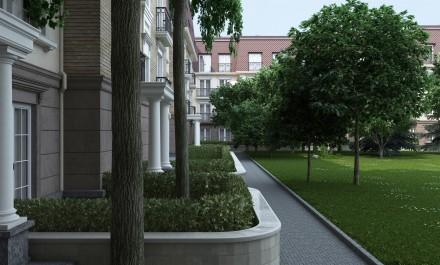 Челси – это комфорт. Апартаменты в Клубном доме имеют максимально удобную планир. Київський, Одеса, Одеська область. фото 10