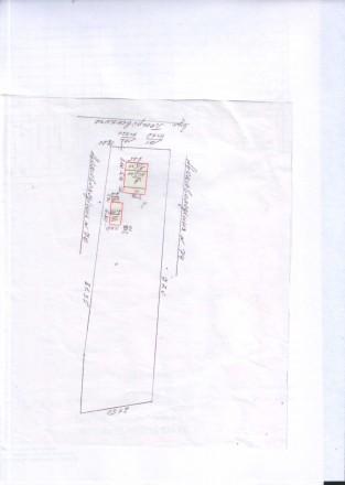 Продам участок в п. Печенеги, с ветхим домом. На жилой улице. Участок 15 сот. Во. Печенеги, Харьковская область. фото 4