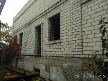 Продается, коробка недостроенного 2-этажного дома, Корабельный район, рядом школ. Октябрське, Миколаїв, Миколаївська область. фото 2