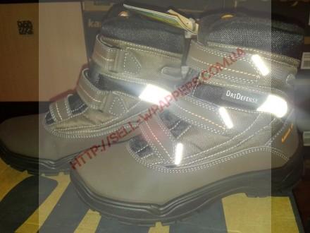 Зимние ботинки Kamiк Gore-Tex, водоотталкивающие, размер 28,30,34. Одесса. фото 1