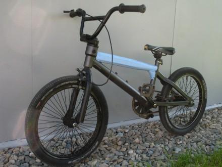 Велосипед ВМХ. Ивано-Франковск. фото 1