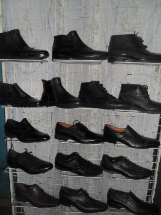 Шкіряне взуття. Львов. фото 1