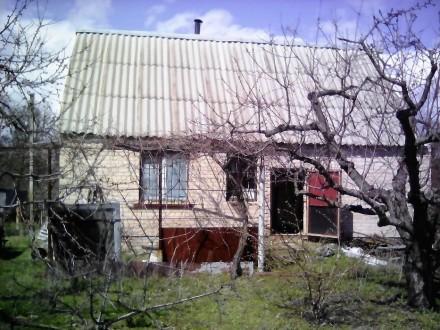 Дача - 6х10. Высота дома 1,5 этажа, 2-й этаж под крышей (на 2 комнаты). Ребристы. Мелітополь, Запорізька область. фото 5