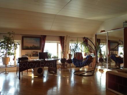 Канатная / Греческая, 3 и 4/4 эт., продам потрясающую двухъярусную квартиру в эл. Приморский, Одесса, Одесская область. фото 10