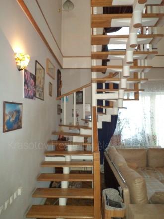 Канатная / Греческая, 3 и 4/4 эт., продам потрясающую двухъярусную квартиру в эл. Приморский, Одесса, Одесская область. фото 9