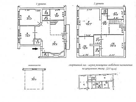 Канатная / Греческая, 3 и 4/4 эт., продам потрясающую двухъярусную квартиру в эл. Приморский, Одесса, Одесская область. фото 13
