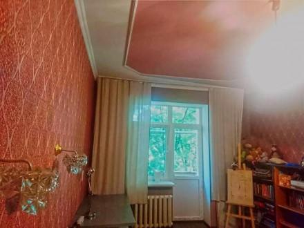 Квартира расположена в добротном кирпичном доме на проспекте Шевченко. Квартира. Приморський, Одеса, Одеська область. фото 3