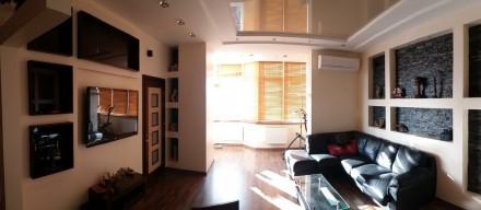Квартира полностью меблирована и оснащена бытовой  техникой: встроенная мебель и. Великий Фонтан, Одеса, Одеська область. фото 2