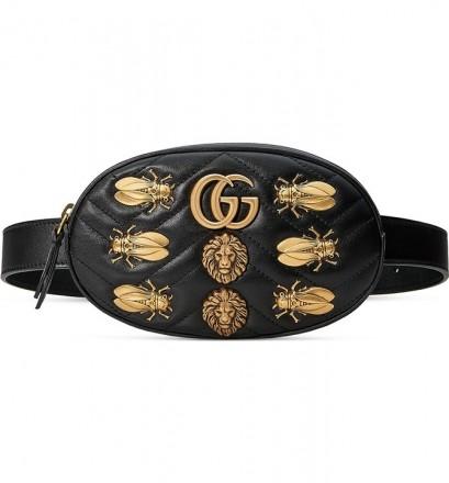Женская сумка на пояс Gucci Marmont Гуччи, 3800 грн в