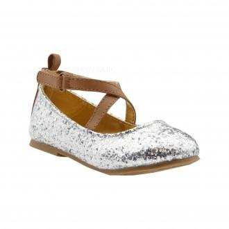 Нарядные туфельки для девочки от OLD NAVY (США) размер 21,22. Луцк. фото 1