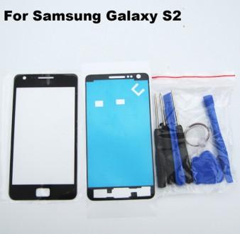 Сенсорное стекло Samsung Galaxy S2, S3, S4, S5. Киев. фото 1
