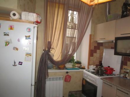 2-комнатная квартира ул.Б.Хмельницкого/Запорожская, 2/2 эт., дворовая, вход с па. Молдаванка, Одеса, Одеська область. фото 8
