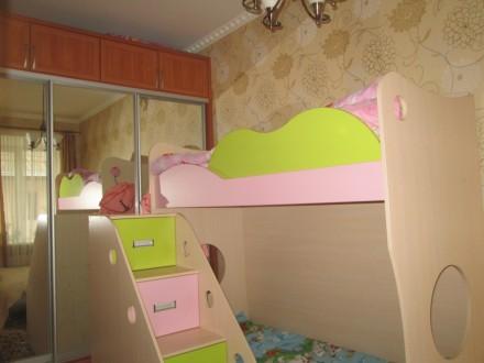2-комнатная квартира ул.Б.Хмельницкого/Запорожская, 2/2 эт., дворовая, вход с па. Молдаванка, Одеса, Одеська область. фото 5