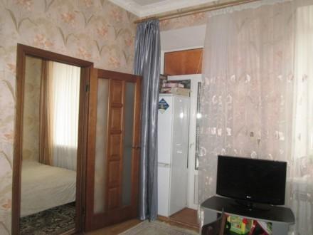 2-комнатная квартира ул.Б.Хмельницкого/Запорожская, 2/2 эт., дворовая, вход с па. Молдаванка, Одеса, Одеська область. фото 3