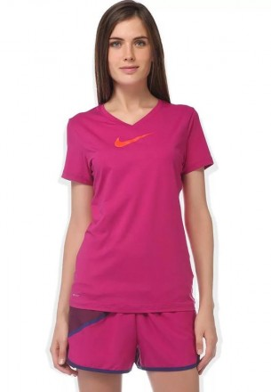 Спортивная футболка nike dri-fit оригинал р. m-l новая. Вознесенск. фото 1