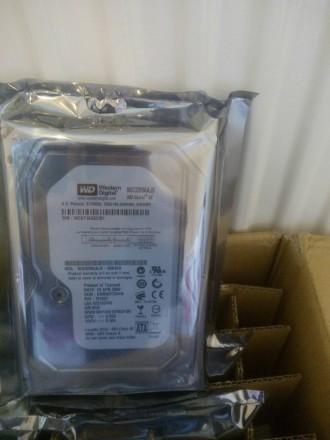 """Жесткий диск HDD 3.5"""" WD 320GB, 7200RPM (WD3200AAJS) - 430 грн  068 600 71 04. Киев, Киевская область. фото 3"""