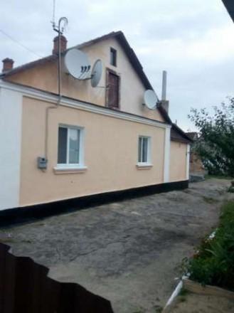 Часть кирпичного  дома 50м26 соток земли,отдельный двор,все удобства,центральная. Богуния, Житомир, Житомирська область. фото 2