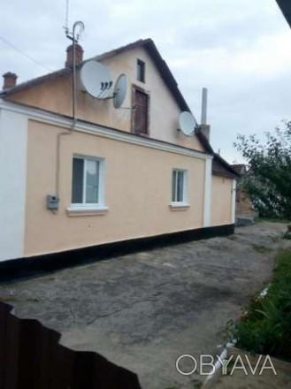 Часть кирпичного  дома 50м26 соток земли,отдельный двор,все удобства,центральная. Богуния, Житомир, Житомирська область. фото 1