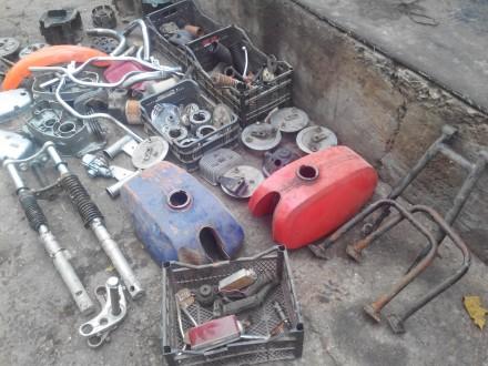 Продам остатки запчастей от мотоциклов ява/чезет 350. Дополнительные фото по зап. Кременчуг, Полтавская область. фото 3