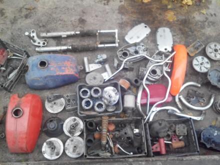 Продам остатки запчастей от мотоциклов ява/чезет 350. Дополнительные фото по зап. Кременчуг, Полтавская область. фото 6