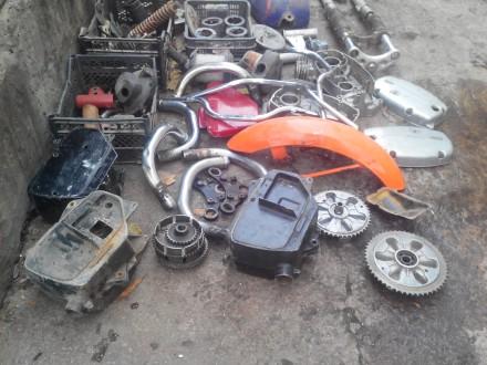 Продам остатки запчастей от мотоциклов ява/чезет 350. Дополнительные фото по зап. Кременчуг, Полтавская область. фото 4
