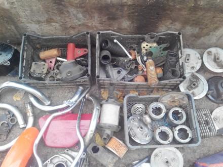 Продам остатки запчастей от мотоциклов ява/чезет 350. Дополнительные фото по зап. Кременчуг, Полтавская область. фото 10