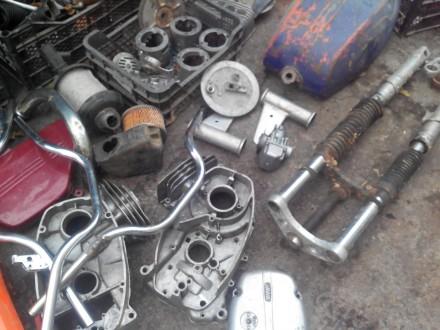 Продам остатки запчастей от мотоциклов ява/чезет 350. Дополнительные фото по зап. Кременчуг, Полтавская область. фото 7