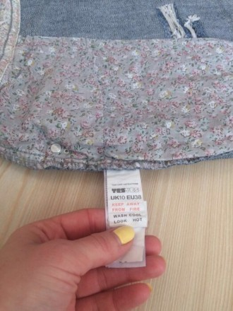 новая джинсовая  юбка , размер 10/38/L , лежала пару лет , но ни разу так и не н. Киев, Киевская область. фото 8