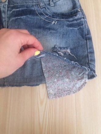 новая джинсовая  юбка , размер 10/38/L , лежала пару лет , но ни разу так и не н. Киев, Киевская область. фото 7