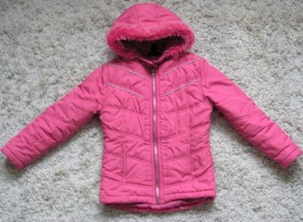 Курточка для дівчинки на 8-9 років. Львов. фото 1