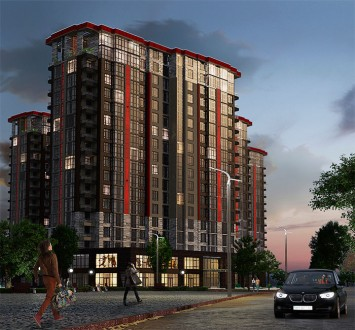 Жителям комплекса будет доступна развитая социальная инфраструктура, поблизости . Киевский, Одесса, Одесская область. фото 2