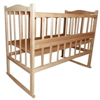 Детская кроватка модель №3. Днепр. фото 1