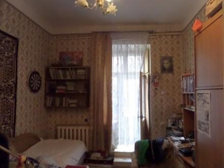 Большая уютная 4-ком. квартира в крепком флигеле на ул.Канатная. Дворовая, однос. Приморський, Одеса, Одеська область. фото 6
