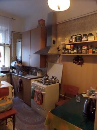 Большая уютная 4-ком. квартира в крепком флигеле на ул.Канатная. Дворовая, однос. Приморський, Одеса, Одеська область. фото 5