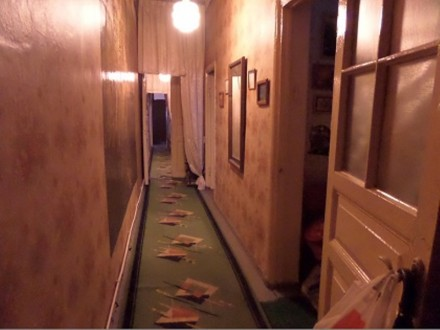 Большая уютная 4-ком. квартира в крепком флигеле на ул.Канатная. Дворовая, однос. Приморський, Одеса, Одеська область. фото 7