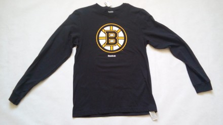 Реглан Reebok Boston Bruins. Вышгород. фото 1