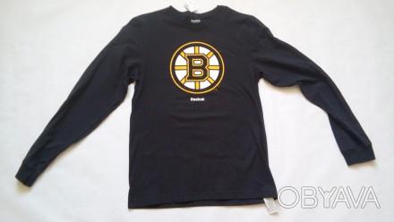 Реглан Reebok Boston Bruins В наявності такі розміри: розмір S (обхват - 88-95. Вышгород, Киевская область. фото 1