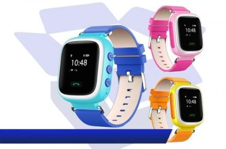 Смарт часы Smart Watch Q60 (blue, pink,orange). Днепр. фото 1