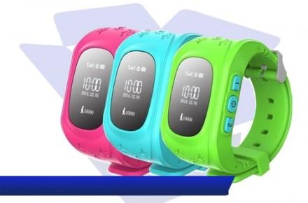 Смарт часы Smart Watch Q50 (blue, pink, green). Днепр. фото 1
